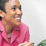 Jackie Sharp, General Manager of Scotia Jamaica Life Insurance.
