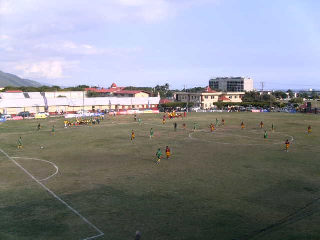 Iconsumer » Football Fever : A Jamaica Gleaner Blog