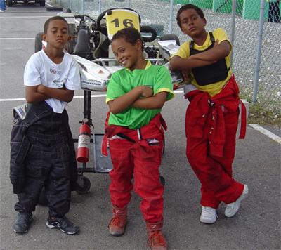 kart jamaica Motor Sports » Go Karts (Karting): Juniors shine at Palisadoes : A  kart jamaica