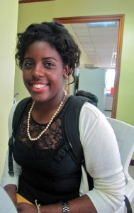 The Gleaner YouthLink's Naomi Redway is also a graduate of the programme.