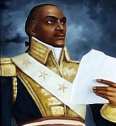 Toussaint Louverture (1743 - 1803)