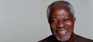 Former UN Secretary General Kofi Annan is Chairman of the Elders. (Photo: theelders.org)
