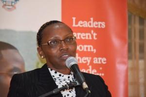 Rwandan Member of Parliament Hon. Juliana Kantengwa. (Photo: UN Women/Facebook)