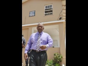 Senior Superintendent Reuben Kelly is in charge of the St. Catherine Adult Correctional Centre and a 39-year veteran of the Correctional Services. (Photo: Jermaine Barnaby/Gleaner)