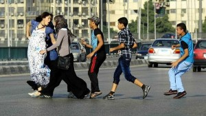Sexual harassment is considered a serious societal problem in countries like Egypt. (Photo:  tnnegypt.com)