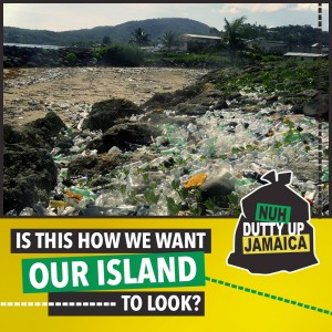 We don't want it to look like this - but what are we doing about it? It's our problem, not someone else's!