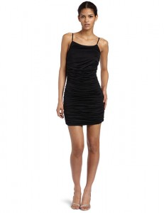 "This nice ""little black dress"" would be an absolute NO-NO in a Government office!"