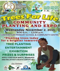 Trees for Life Community Event