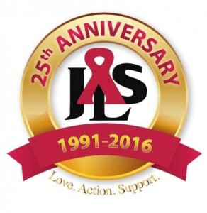 25 Years of Love. Action. Support.