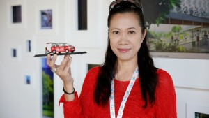 Doris Leung of Diamond Cabs.