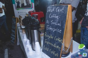 """Deaf Can! Coffee has a real """"can do"""" attitude… (Photo: JN Foundation)"""