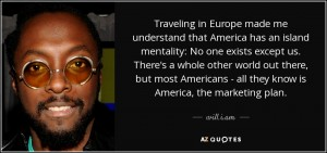 Here's a quote from will.i.am that just sums it up!