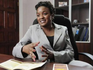 Dr. Patrece Charles, Deputy Director of National Integrity Action. (Photo: Gleaner)