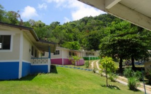 The SOS Village in Barrett Town, St. James. (My photo)