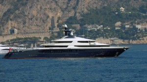 This super yacht was seized by Bali police earlier this year in connection with corruption charges. (Photo: Abxbay/Wikimedia Commons)