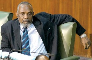 The late Joseph Hibbert resigned as Minister of State in the Ministry of Transport and Works, after the British firm Maybe and Johnson pleaded guilty to bribing officials in Jamaica and other countries in relation to bridge-building. Mr. Hibbert was never charged with corruption but always maintained his innocence.