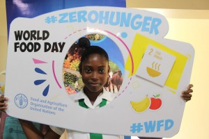 Jamaica celebrated World Food Day on 16 October with a national ceremony and exposition organized by the Ministry of Industry, Commerce, Agriculture and Fisheries. (Photo Credit: Food and Agriculture Organization)