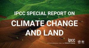 The IPCC Report on Climate Change and Land.