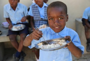 NGOs like Food for the Poor play a critical role in providing food security in Jamaica. (Photo: FFP)