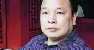 """Chen Jieren was sentenced to 15 years for """"picking quarrels and provoking troubles."""" (Photo: Irish Times)"""
